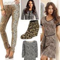 Леопардовый принт для самых модных