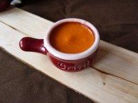 Соус из запеченного перца к креветками и другим морепродуктам