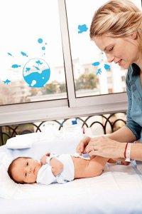 9 хитростей ухода за новорожденным