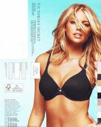 Кейт Аптон в каталоге Victoria`s Secret