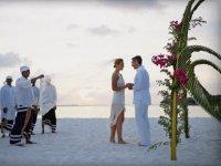 Необычные места для бракосочетания: Мальдивы