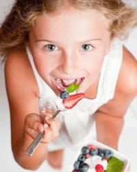 Гиперактивные дети и питание