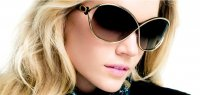 Цвет волос и солнцезащитные очки