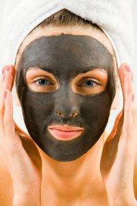 Домашние маски с активированным углем