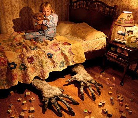 Детские страхи и неврозы