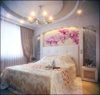 Как сделать романтическую спальню