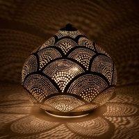 Настольный светильник «Принцесса» от Bowerbird.ru
