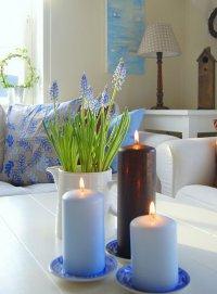 Цвет свечей по фен-шуй