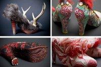 Туфли, как прикладное искусство от Marina Dempster