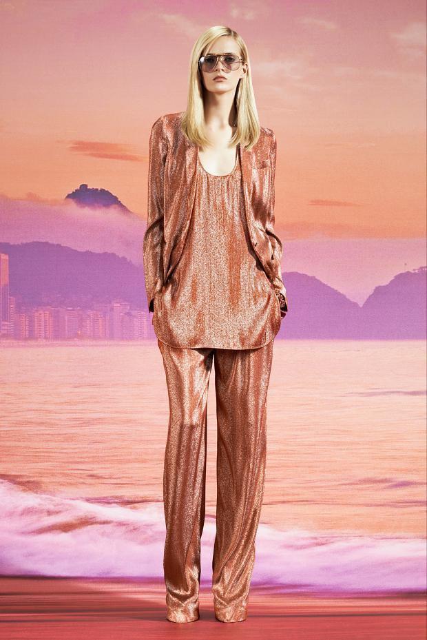 Круизная коллекция Gucci 2014