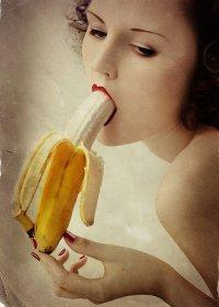Женщинам запретят публично есть сексуальную еду