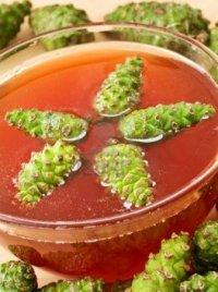 Варенье из сосновых шишек: рецепт 2