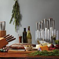 4 способа разместить ножи на кухне