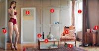 Как определить характер девушки по ее квартире
