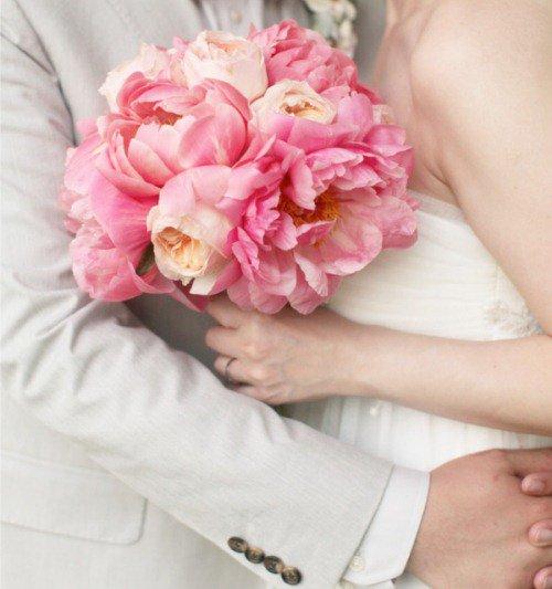 Символизм цветов в свадебном букете