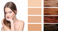 Цветотип «осень»: описание внешности цветотипа