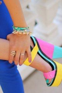 Тренд-2013: экстремальная цветовая гамма