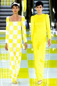 Тренд лета 2013: желтый
