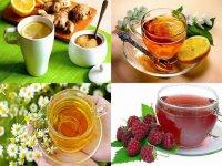 Напитки, которые поставят вас на ноги при простуде