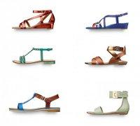 Коллекция сандалий от Tamaris