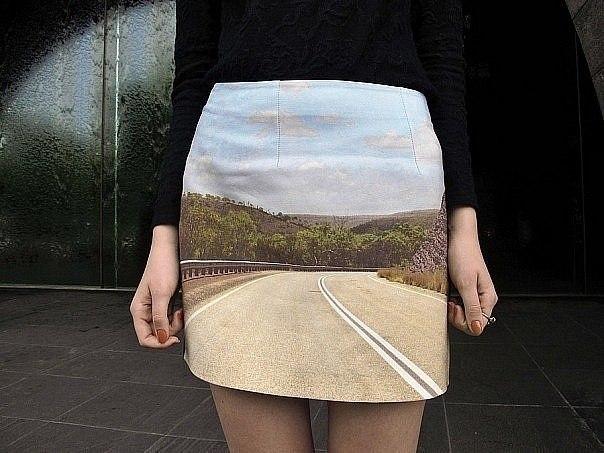 Перспективно: юбка с безграничными возможностями