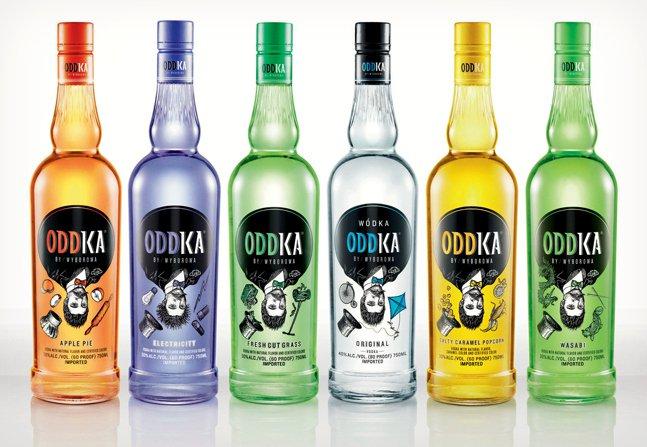 Водка Oddka