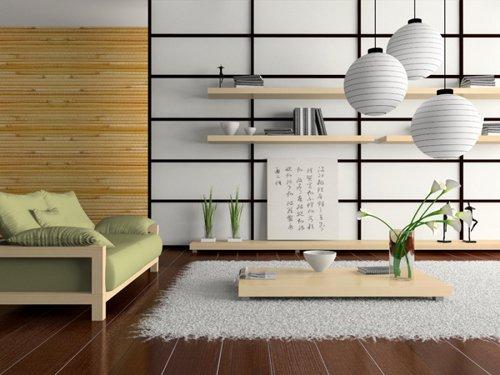 Особенности японского стиля интерьера