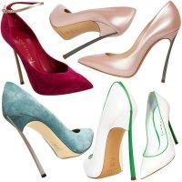 В тренде: туфли Blade от Casadei