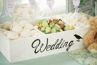 Сладкий стол на свадьбе: чем его можно наполнить?