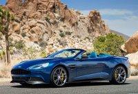 Кабриолет Aston Martin Vanquish Volante 2014