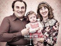 Удачный микс: красивые дети некрасивых родителей