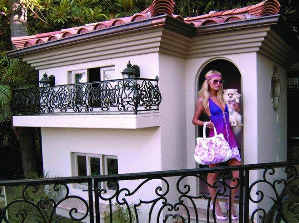 Пэрис Хилтон приобрела дом для своих собачек