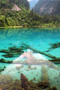 Озеро Ухуа Хай - озеро Пять цветков