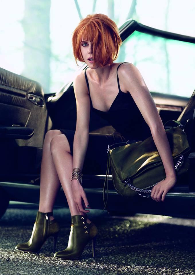 Николь Кидман превратилась в стильную красавицу