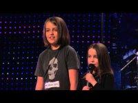 Дети спели «Zombie Skin» в тв-шоу