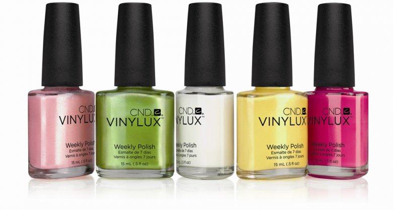 Суперстойкие лаки для ногтей Vinylux