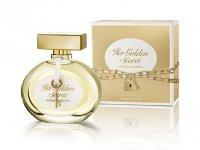Новый женский аромат Her Golden Secret от Антонио Бандераса