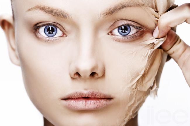 Как бороться с увяданием кожи