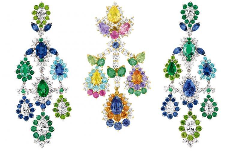 Новая коллекция ювелирных украшений Виктуар де Кастеллан