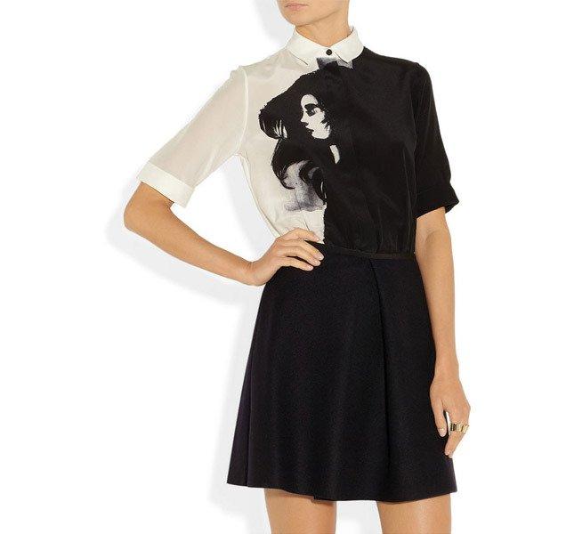 Платье Victoria Victoria Beckham