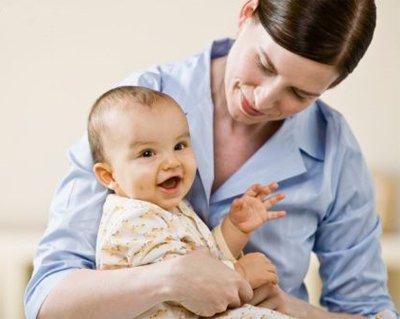 Отношения между малышом и няней