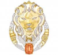 Chanel представляет новую коллекцию высокого ювелирного искусства Sous le Signe du Lion