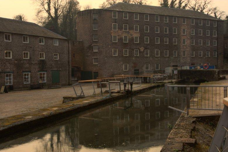 Всемирное наследие ЮНЕСКО: фабрики в районе реки Деруэнт (Великобритания)