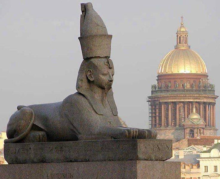Сила египтизирующего стиля