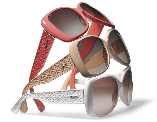 Солнцезащитные очки из коллекции Tod`s Signature