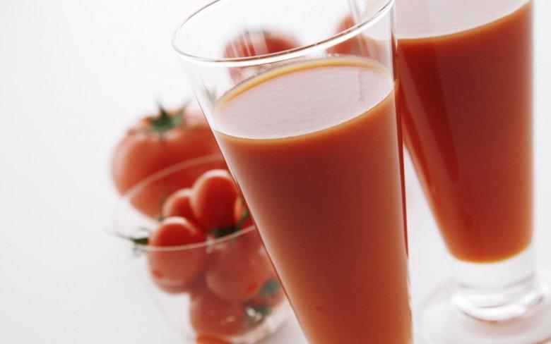 Домашний томатный сок на зиму