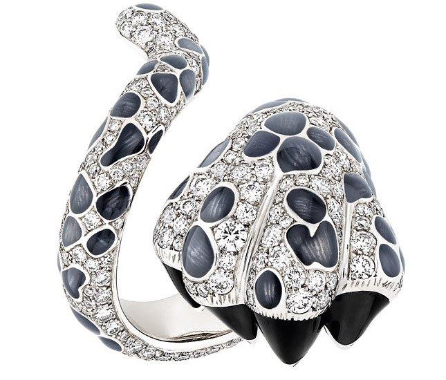 Пополнение в серии украшений Mitza от Dior