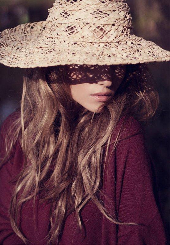 История моды: соломенная шляпа