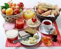 Как снизить жирность меню