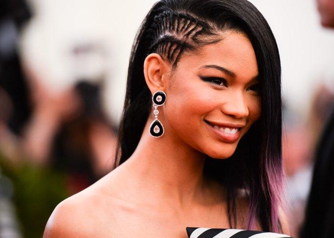 Тренд 2013: коса набок